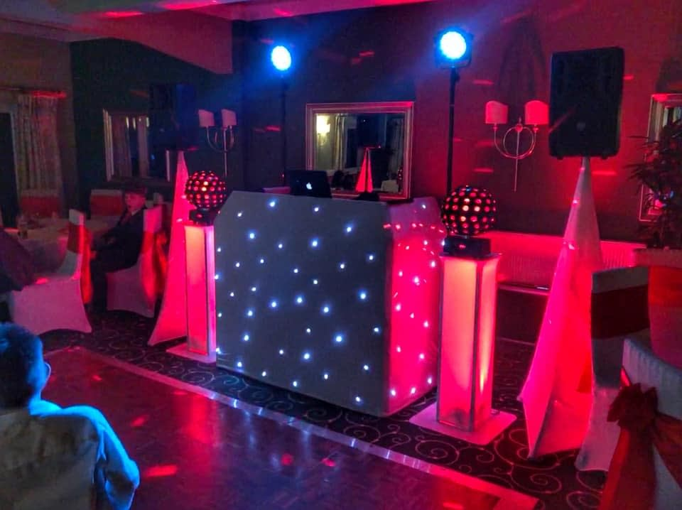 WP Wedding Reception - Mr and Mrs Taylor